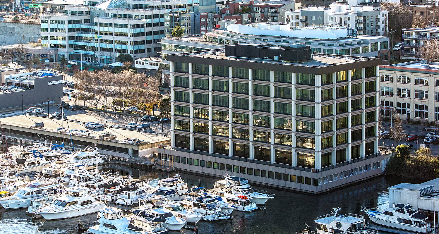 Lake Union Building