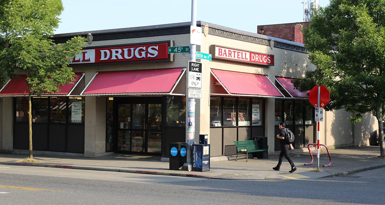 Wallingford Bartell Drugs