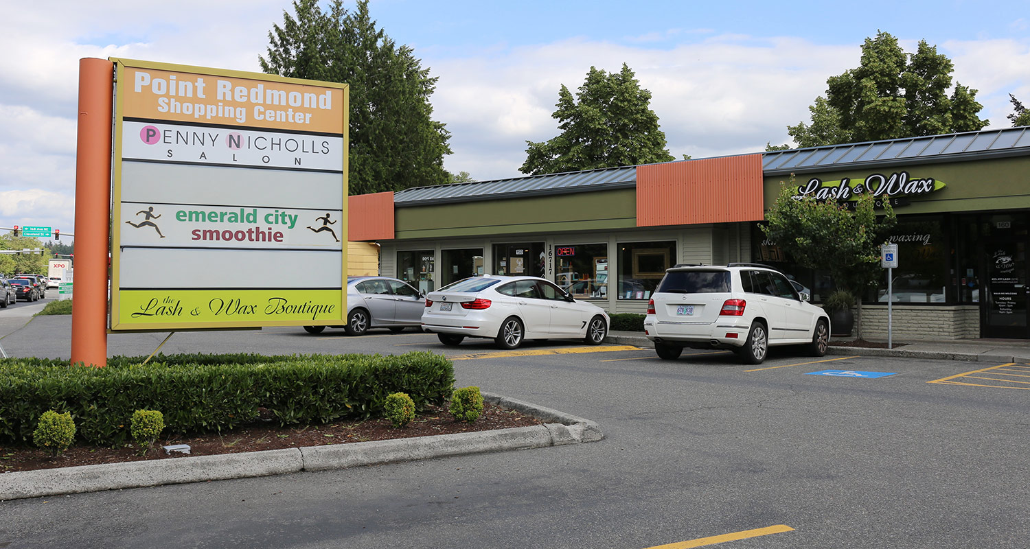 Point Redmond Shopping Center